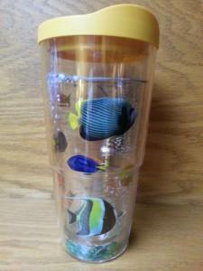 Tervis Fish Tumbler 1