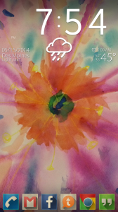 Water Color Android Screenshot
