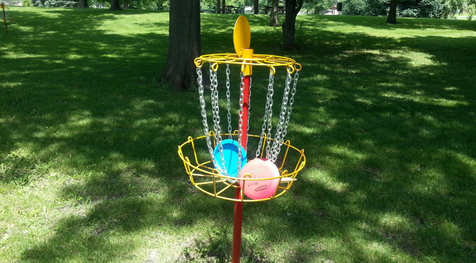 Disc Golf: A New Family Favorite