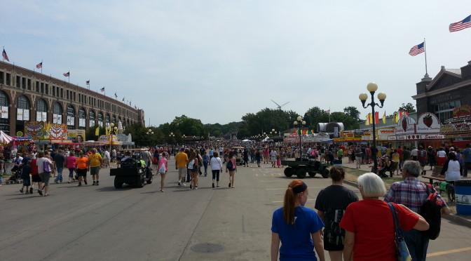 Looking Forward To The Iowa State Fair