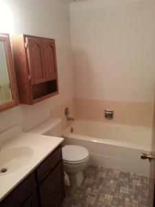 Pre Bathroom Remodel