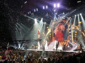 Taylor Swift On Lift