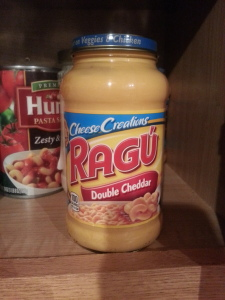 Ragu Cheese Sauce