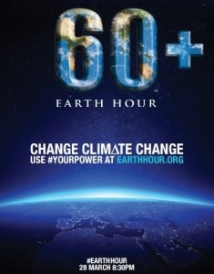 Earth Hour 2015 Poster
