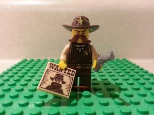 Lego Minifigure Sheriff