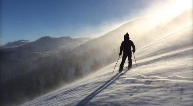 Memory Monday – The Ski Trip