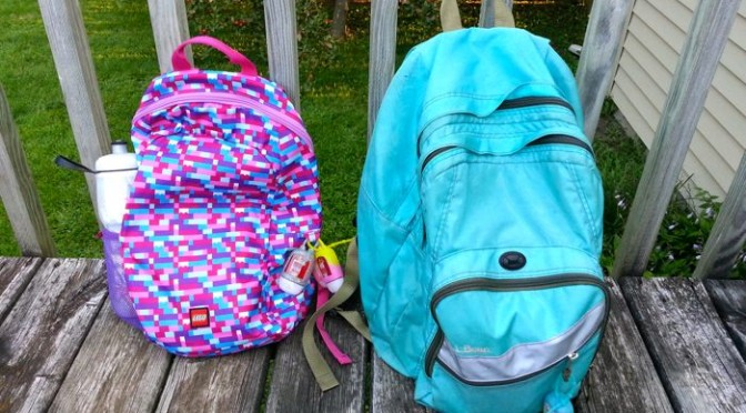 Wordless Wednesday – Back-To-School