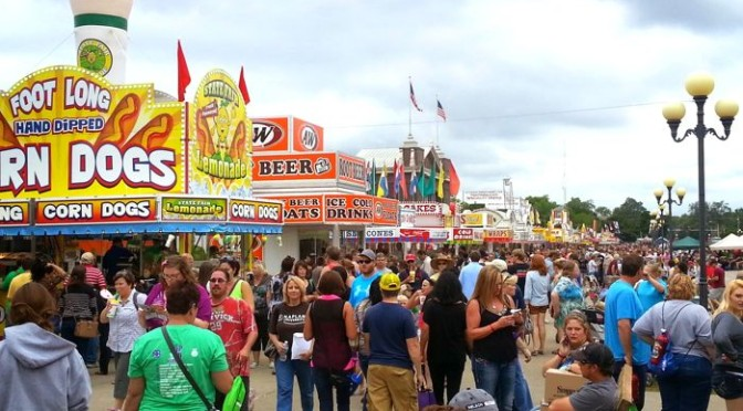 26 New Iowa State Fair Foods For 2016