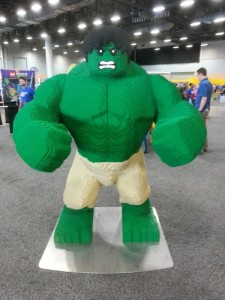 Lego Incredible Hulk