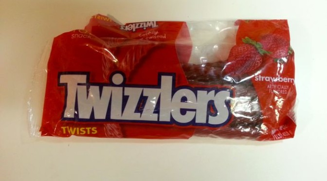 Memory Monday – Twizzlers