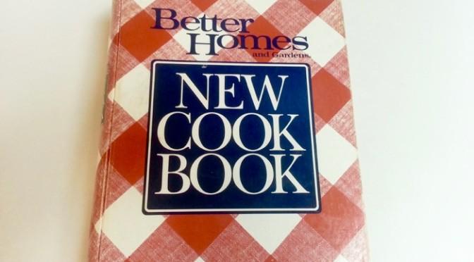 Memory Monday – The Cookbook