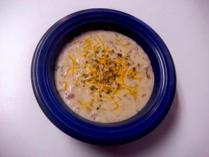 Perfect Crockpot Potato Soup