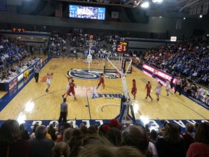 Drake Women's Basketball vs Iowa State