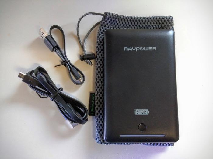 RavPower Battery Pack