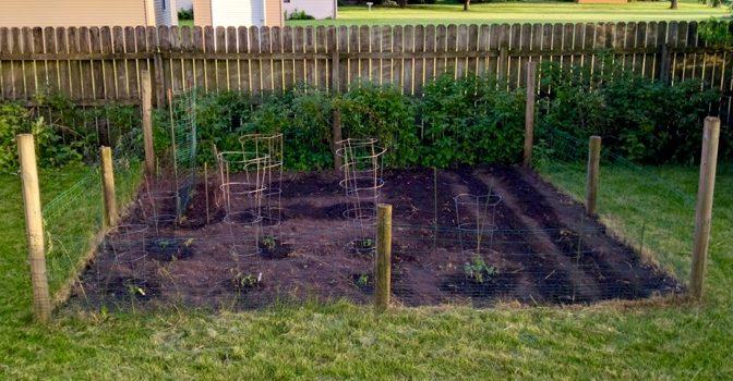 2016 Family Garden Kickoff