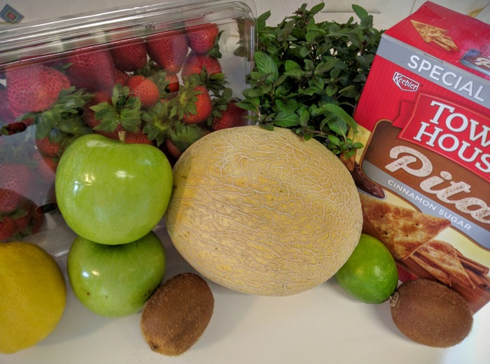 Easy Fresh Fruit Salsa | Faith, Family, and Technology: This is what ...