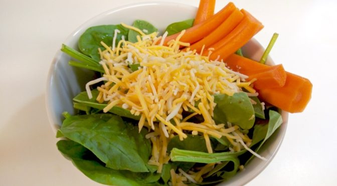 Memory Monday – Salad Bars