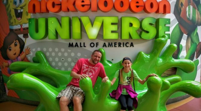 Review: Nickelodeon Universe At The Mall Of America
