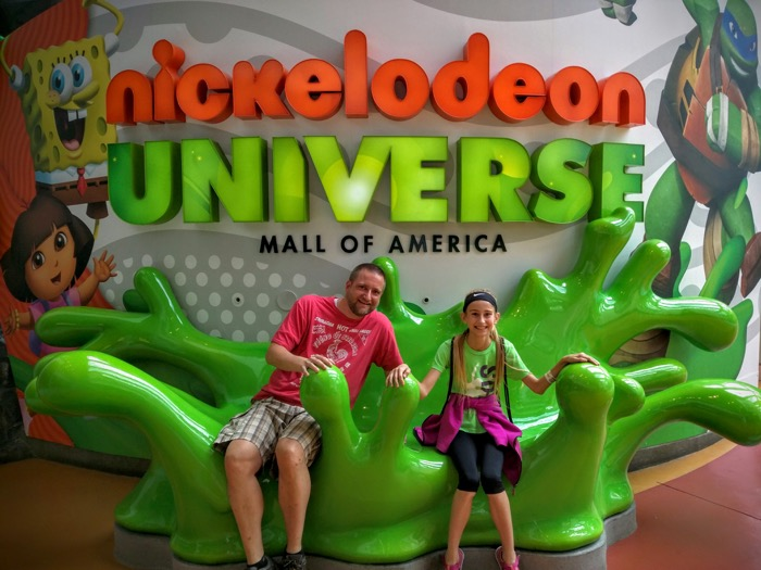 Nickelodeon Universe Sign Picture