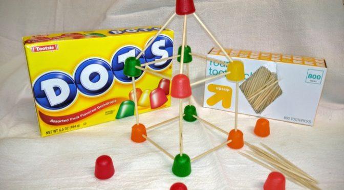 Low-Tech Candy Erector Set