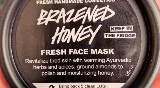 Tony Tries It – Fresh Face Mask