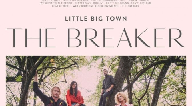 Album Review: The Breaker by Little Big Town
