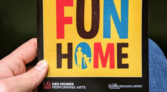 Review: Fun Home – Des Moines Civic Center