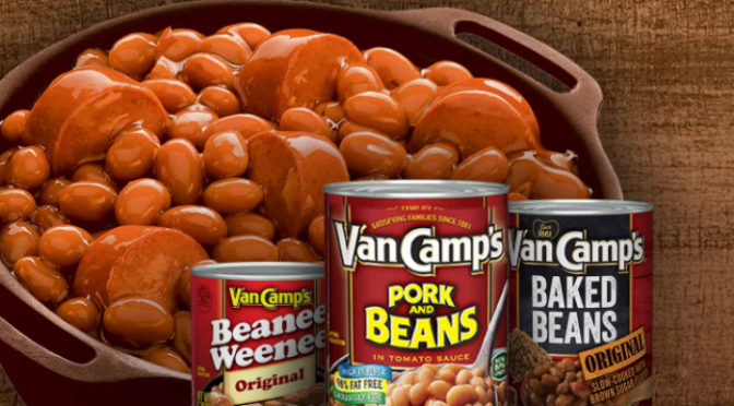 Memory Monday – Pork & Beans