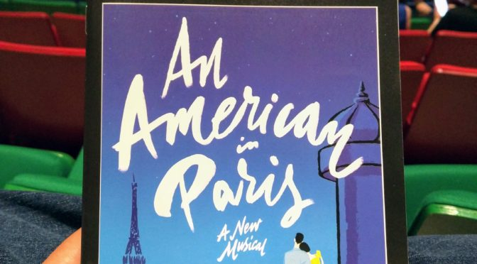 Review: An American In Paris at Des Moines Performing Arts