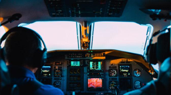 Memory Monday – Airplane Tour