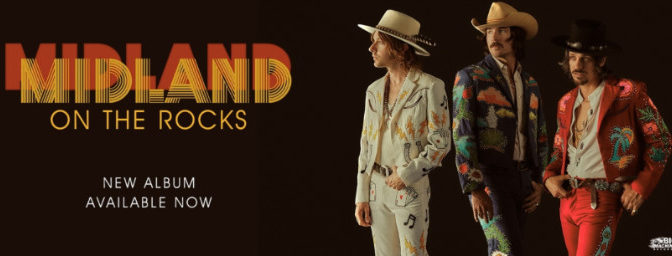 Album Review: On The Rocks by Midland