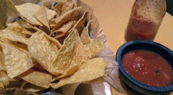 Wordless Wednesday – Chips & Salsa