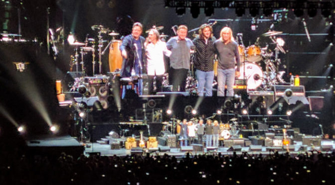 Random Thoughts From An Evening With The Eagles