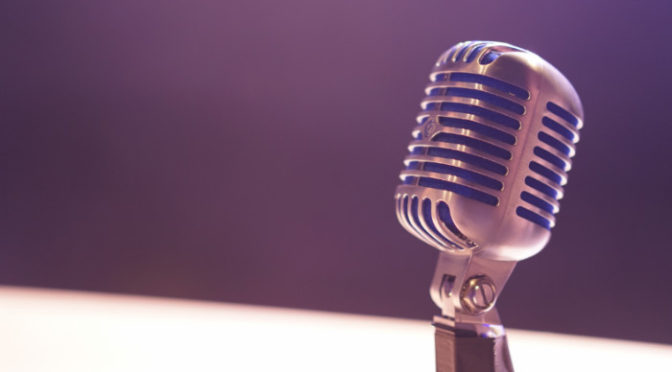 Wordless Wednesday – Microphone